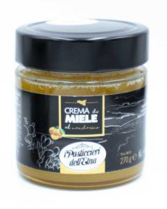 crema di miele al mandarino