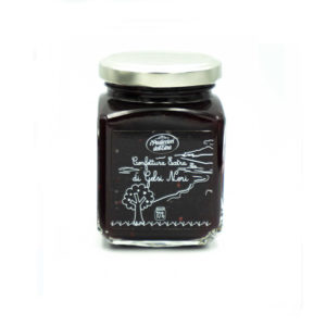Black mulberries Jam 250 grams