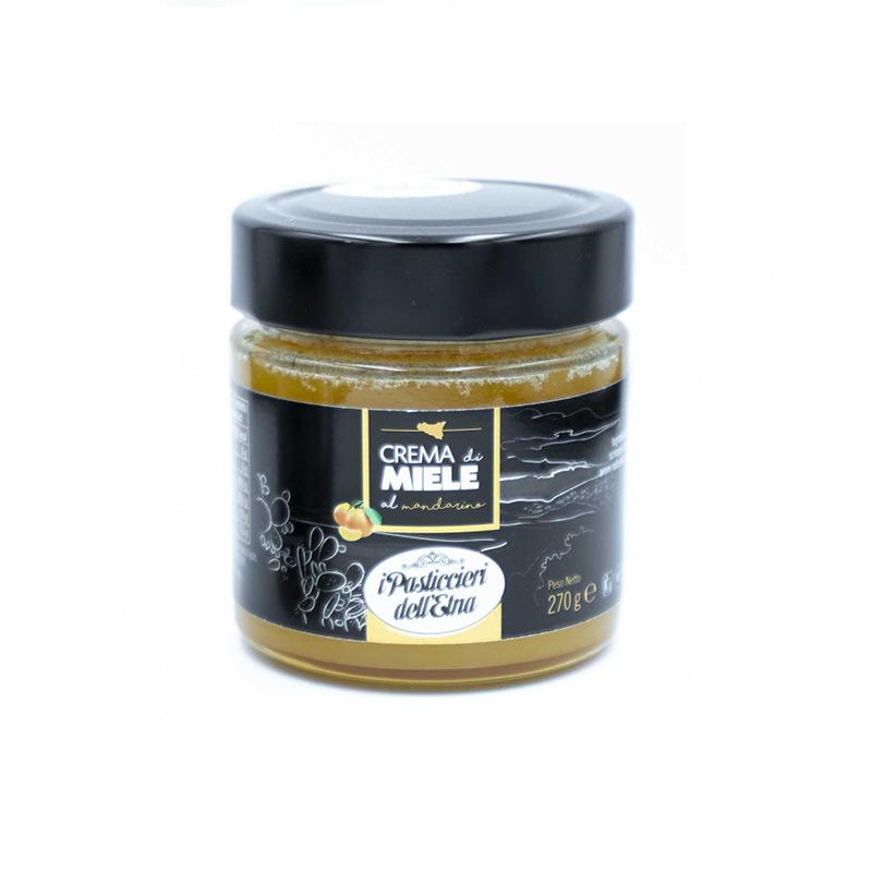 crema di miele al mandarino 270 grammi