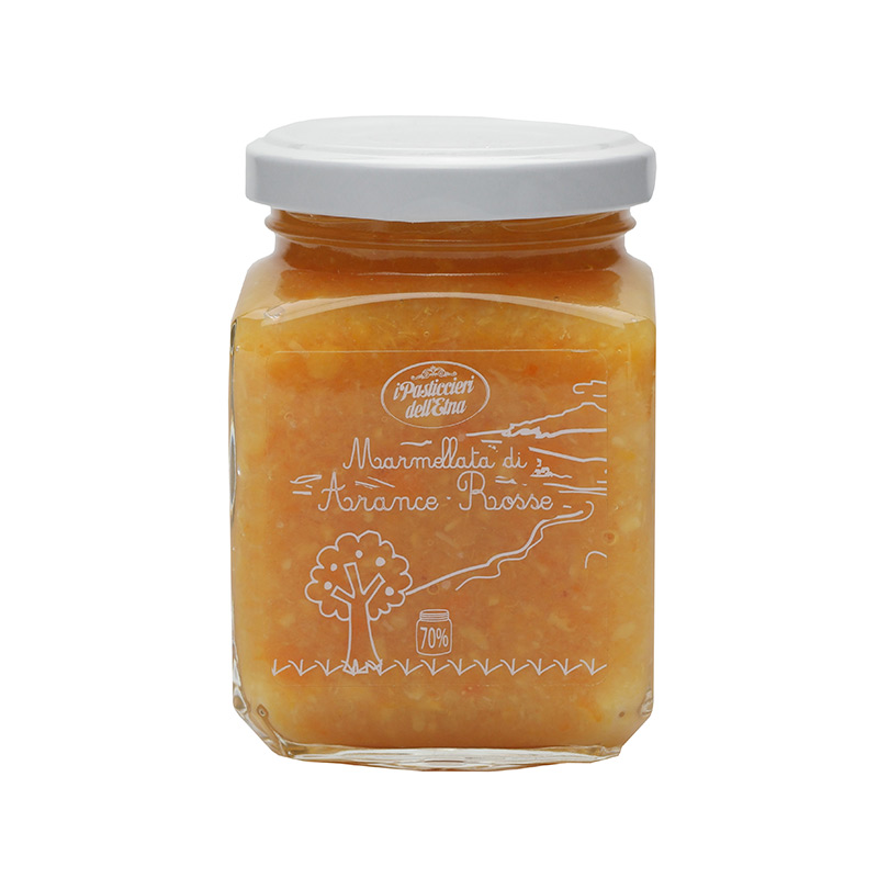 marmellata di arance rosse 250 grammi