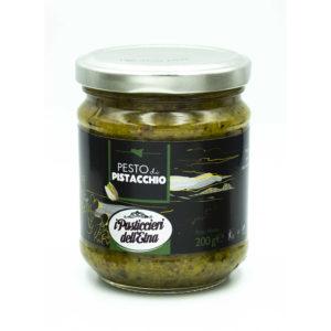 pesto di pistacchio 200 grammi