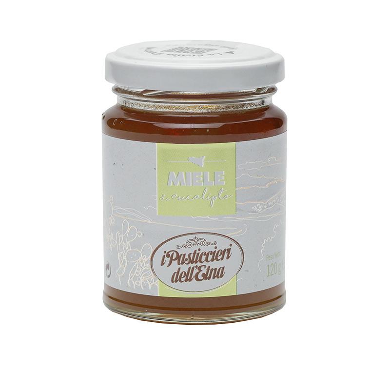 miele eucalipto 120 grammi