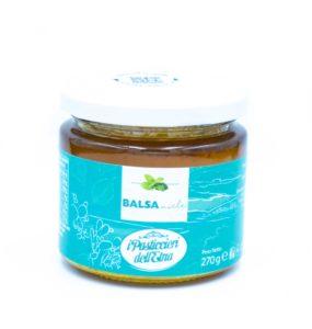 miele balsamico 270 grammi prodotto da i pasticcieri dell'etna