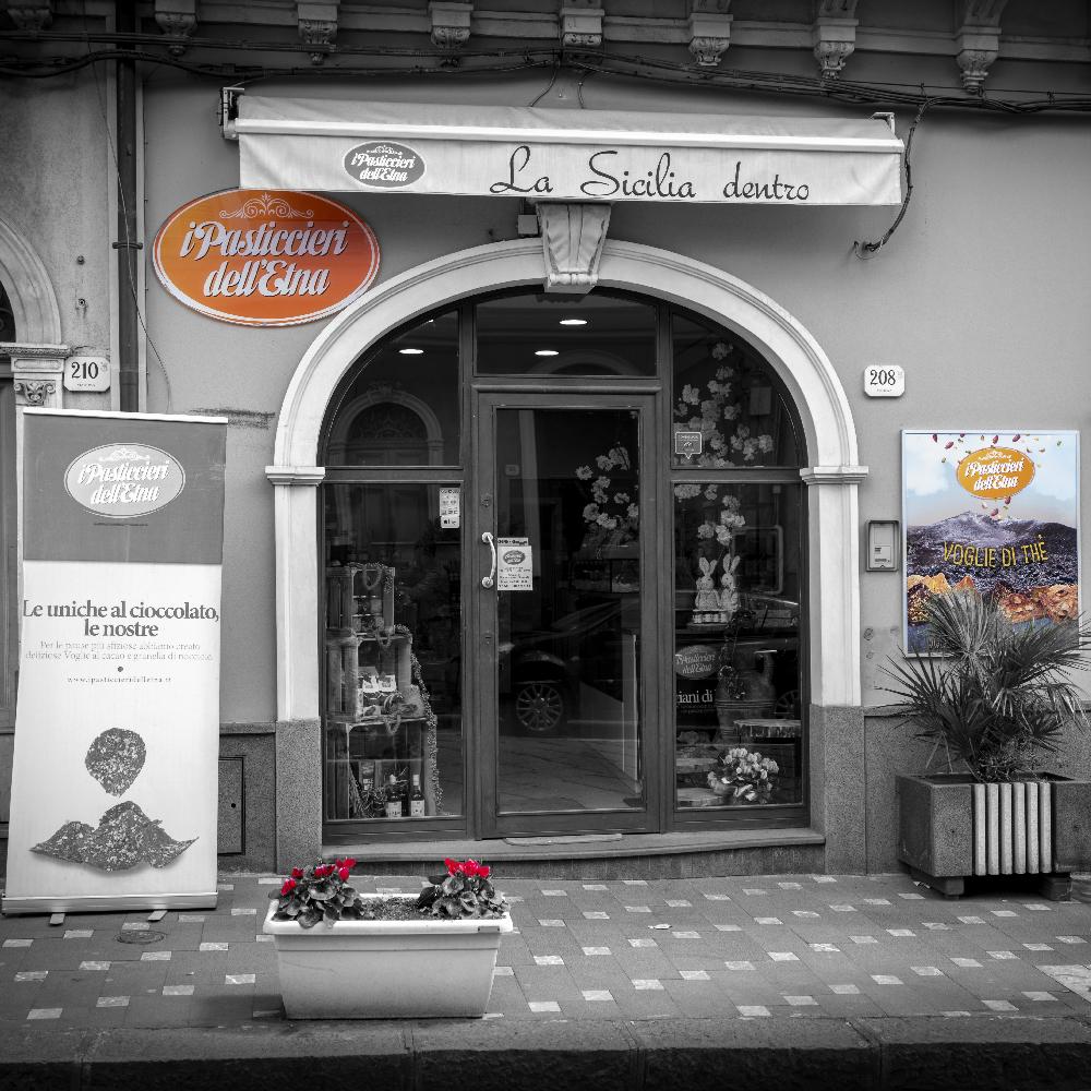 esterno negozio i pasticcieri dell etna zafferana etnea