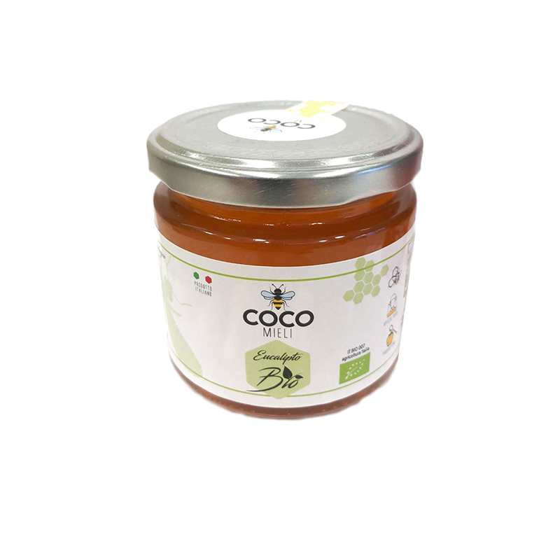 miele di eucalipto bio